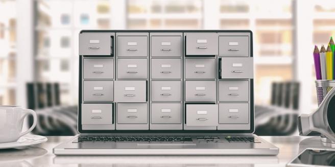 archivácia výrobných dát